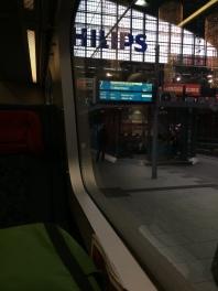 Leaving Hamburg