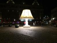 Lilla Torg by night