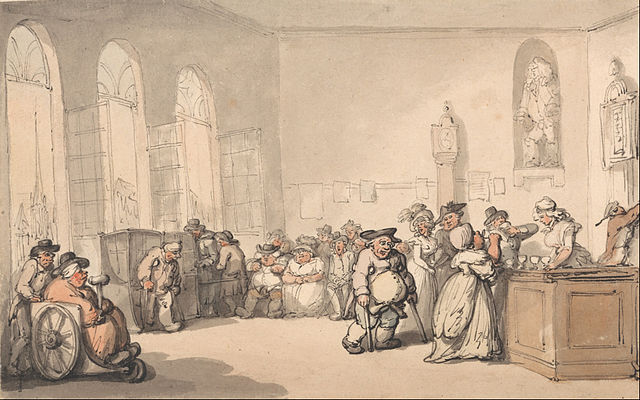 640px-Thomas_Rowlandson_-_Comforts_of_Bath-_The_Pump_Room_-_Google_Art_Project