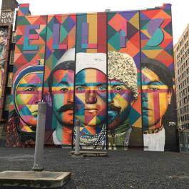 Mural Kobra NYC