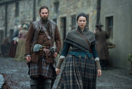 Murtagh and Claire
